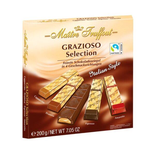 Batoane-ciocolata-Grazioso-selection-italian-style-200-g