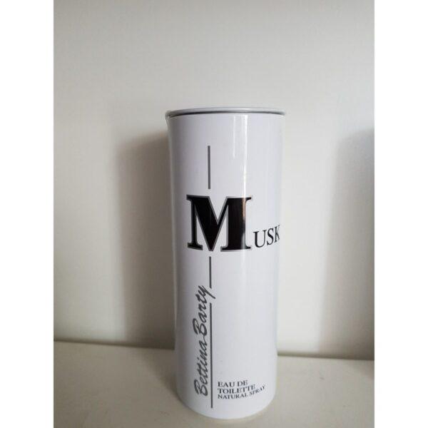 Bettina Barty- apa toaleta Musk, 50 ml