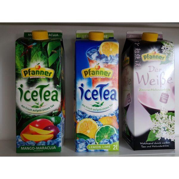 Pfanner Icetea diverse sortimente 2L