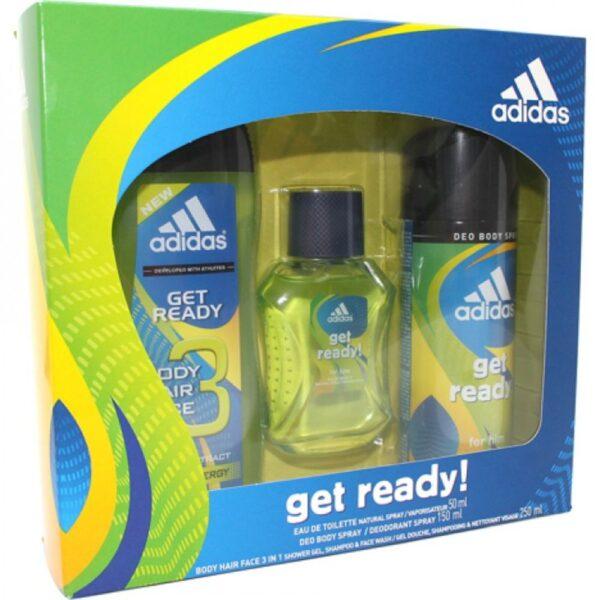 set cadou Adidas MEN