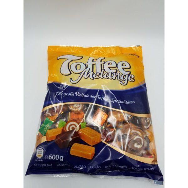 Caramele Toffee Melange 600g.