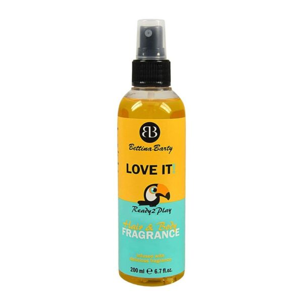 Spray pentru par si corp Love it! 200ml