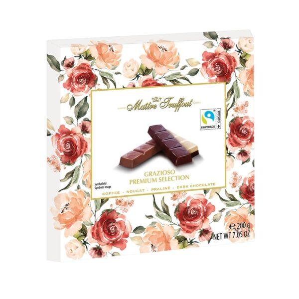 Batoane-ciocolata-copii-Grazioso-Premium-selection-style-200-g-Maitre-Truffout