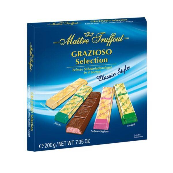 Batoane-ciocolata-copii-Grazioso-selection-clasic-style-200-g